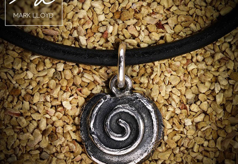 dune spiral charm