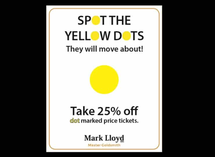 yellow dot discount