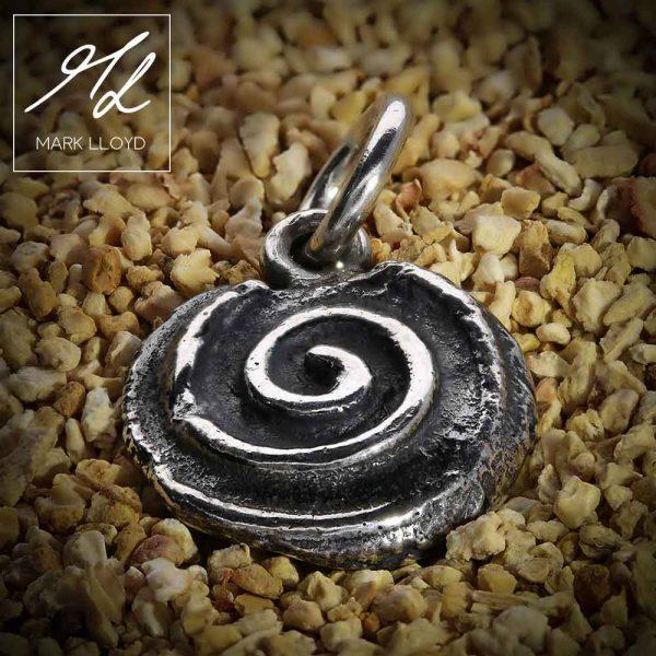 Dune-Silver-Spiral-Pendant
