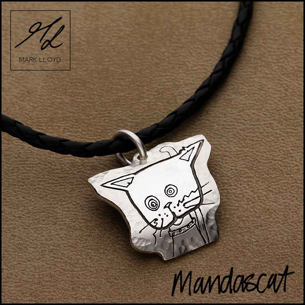 Silver-Mandascat-Hypnotised-Cat