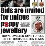 Bids Are Invited To Help British Legion Funds
